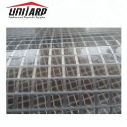 Crytal 온실과 작업 현장을%s 명확한 PVC 메시 방수포 비닐 필름