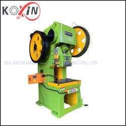 25t, 63t prensa eléctrica de alta calidad, la máquina de perforación, la perforación J21