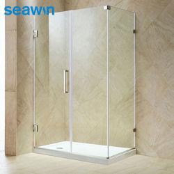 Luxury Design Chuveiro chuveiro em vidro temperado e da base do gabinete