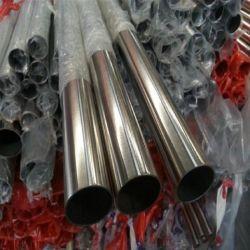 Grande quantidade 201 304 430 Tubos de Aço Inoxidável/tubos tubos decorativas