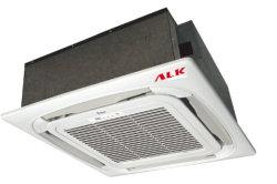 La ventilación de enfriadores de aire acondicionado caliente agua refrigerada horizontal el suelo techo Cassette ductos ocultos en la pared del conducto de la bobina del ventilador Fcu Fabricación