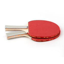 Chinees Rood Comfortabel Pingpong voor Kind en Volwassene
