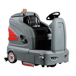 Nuevo diseño de Estacionamiento de la máquina de limpieza de suelos lavado rápido