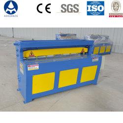 Elektrische mechanische Blech-scherende Scherblock-Maschinen-Bewegungslaufwerk-Platten-scherende Ausschnitt-Maschine
