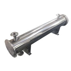 Scambiatore di calore a refrigerazione standard condensatore raffreddato ad acqua a guscio e a tubo Guarnizioni Alfa Laval