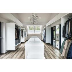 Design moderno guarda-roupa de luxo madeira mobiliário roupeiro