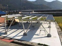 Het zonne Opzettende Systeem Carport van het Parkeerterrein 200kw van Systemen Carport ZonneZonne