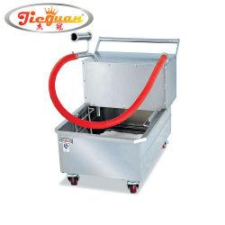 Carrello filtro olio per uso commerciale per attrezzature da cucina