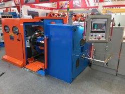 O cobre do fio elétrico Twister Torcer Enfeixando encalhe à liquidação retroceder a máquina de extrusão