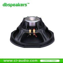 Altavoz profesional 12'' del sistema de audio altavoz vertical de 800W.