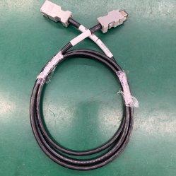 서보 드라이버 케이블 배선 하니스, 모방하는 Molex 인코더 플러그 Cn3 커넥터 USB 1394-6-코어 55100-0670 커넥터, 수 및 암 연결 와이어