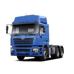 شاحنة شاكمان الجديدة السعر F2000 F3000 H3000 X3000 10 عجلات شاحنة سحب مقطورة ذات رأس شبه مقطورة للخدمة الشاقة 6X4 و شاحنة الجرار المستعملة