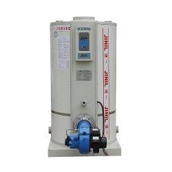 Verticale brandstof/gas/warm water/stoomketel voor verwarming in slaapzalen
