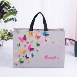 Ecologische Hot Selling Top Quality Laminated Non-Woven Tote-winkeltas