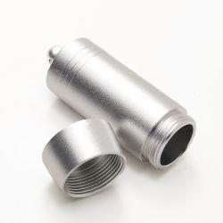 A alta precisão de alumínio personalizadas/bronze/aço/ Metal Usinagem CNC Peças