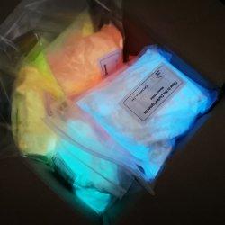 La poudre de phosphore rougeoyant Revêtement en poudre Pigment photoluminescente lumineux
