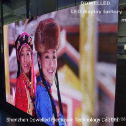 تقنية Edge المتقدمة، حائط فيديو دقيق لميل البكسل، فائق الوضوح P1.875 لوحات الأسعار استبدال شاشات LCD تلفزيون LED