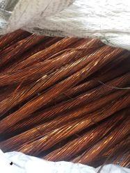 O alumínio/de sucata de cobre Teor de fio 99,99%com alta qualidade de cabo de cobre de recuperação