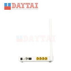 FTTH enkele glasvezel 4fe CATV Gpon ONU met WiFi