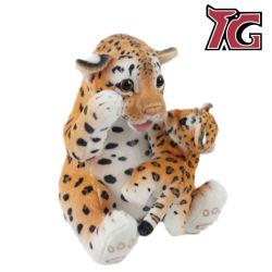 Ребенок и мать джунглей животных оптовая торговля мягкие игрушки