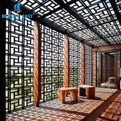 알루미늄 베니어 알루미늄 벽 커튼 위원회 우수한 날씨 저항