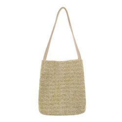 Женщин Designer брелоки сумки плечевого сустава дамской сумочке стиле Beach Bag женщин мешки для соломы
