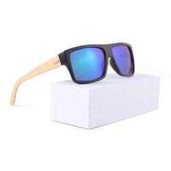 Vetri di Sun di bambù fatti a mano degli occhiali da sole per gli uomini e le donne