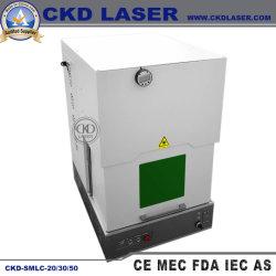 CE 인증을 획득한 미니 레이저 플라스틱 실 Engraver 기계