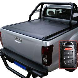 포드 Chevrolet Toyota 픽업 롤러 뚜껑 트럭 전기 알루미늄 합금 자동차 뒷좌석 부분 덮개를 위해