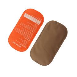 再使用可能な療法の熱い冷たいパック氷のゲルの熱のパッドの背部