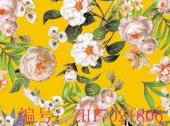 Chinese Stof Van uitstekende kwaliteit 100% van de Vezel de Polyester Afgedrukte Stof van de Reeksen van het Beddegoed