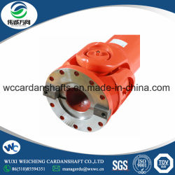 ウーシーWeichengの圧延製造所のための顧客用Cardanシャフトの/U共同シャフト
