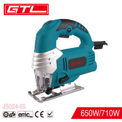 Быстрое изменение отвала электрической пилы по металлу деревянные Ножовки с лазерного (JS024-65)