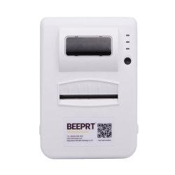 Beeprt 76mm het Lint van de Printer van het Ontvangstbewijs van Bluetooth van de Matrijs van de PUNT voor het Kasregister van 3 Duim