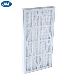 Commerce de gros lavable en alliage aluminium Type de filtre à air primaire de pliage