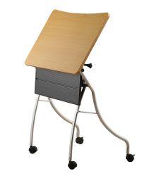 School Student Office Conference Bureau empilable pliable de la formation de pliage
