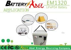 Recargable de litio de potencia industrial de la energía de batería para RV alquiler de barco