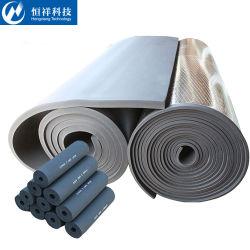 Materiale di gomma di Tubev del tubo dello strato della scheda del rullo dell'isolamento della gomma piuma del PVC del codice categoria Closed variopinto ad alta densità 0 NBR del codice categoria 1
