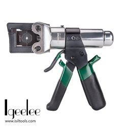 Pinze di piegatura del mini di piegatura cavo idraulico portatile dello strumento per 4-150mm2 (HT-150)