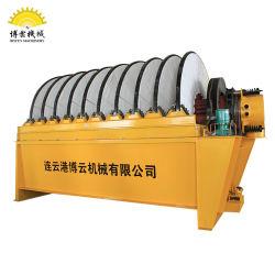 Disco de la eficiencia energética el filtro de vacío Máquina de minería de datos