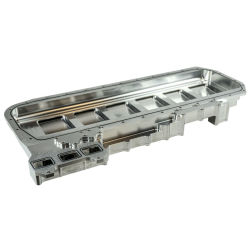 Precisión personalizado de aleación de aluminio cárter seco 6061/7075 bandeja de drenaje de aceite de LS1