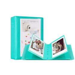 Fujifilm Instax 소형 9 /8 /90 /25, 폴라로이드 황급한 Pic 300가 취하는 사진을%s 박하 색깔 소형 앨범