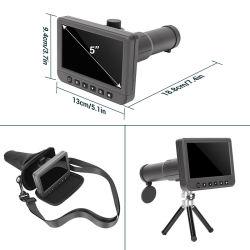 """50X 5.0 """" LCD de Video van de Vertoning 1080P met de Digitale Telescoop van de Kaart micro-BR met LCD het Scherm (BM-DT45)"""