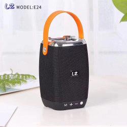 Мини-низкочастотного звука автомобильной беспроводной связи Bluetooth для использования вне помещений спорта портативная акустическая E24