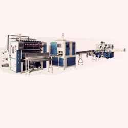Производственная линия производства мягких тканей бумаги на лице бумагоделательной машины