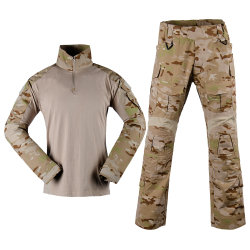 G3 Series uniforme de combate combate táctico de combate militar camiseta pantalones