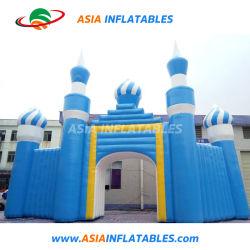 El arco inflable Castle-Style personalizada puerta para la decoración de boda