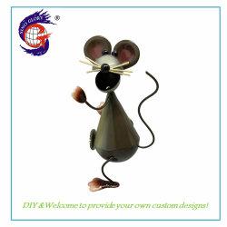 Commerce de gros Custom Cute Metal Fridge Magnet 3D Animal Fridge Magnet