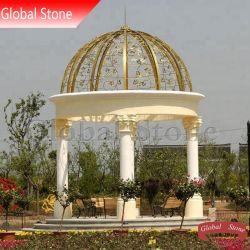 Jardín de esculturas de mármol tallado en piedra de la Glorieta (GSGZ-119)