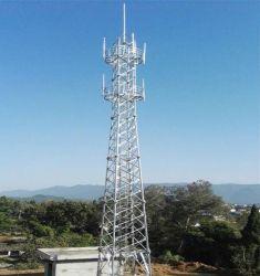 Novo Design Professional electricidade circuito duplo de aço de ângulo de Torre